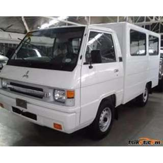 Affordable Car rental Mitsubishi L300 & Isuzu Close Van for lipat bahay