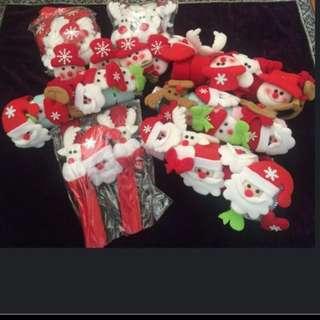 聖誕飾物45個共$58