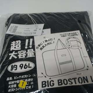袋 [旅行用品 boston bag travel 日本 喼 行李 東京 特大 收納 買物 購物nike adidas Rimova delsey samsonite 電腦