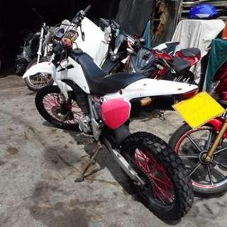 Honda XR 400R COE 5years