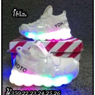 Led fashion shoes