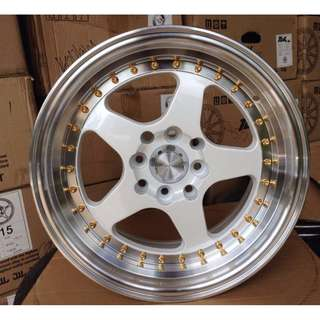 SPORT RIM 15inch ROTIFORM NEW DESIGN