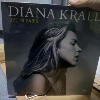 Diana Krell Live in paris