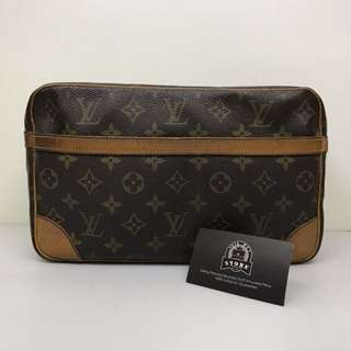 Authentic Louis Vuitton Compeigne 28