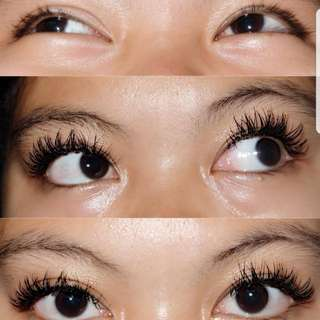 Eyelashes Extention / Pasang Sambung Bulu Mata