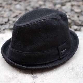LEVI'S Original Black Fedora/Hat