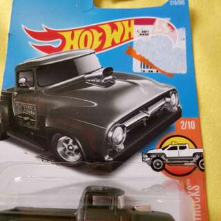 Hotwheel Fors pick up