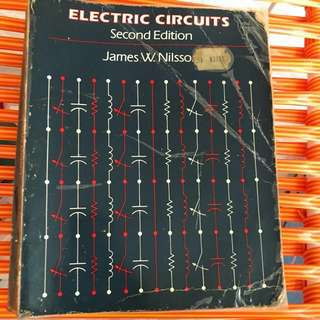 Electric circuits-second Edition