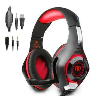 Beexecellent Gaming Headset with MIC