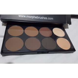 MORPHE BROW 8 BROW PALETTE BRAND NEW & AUTHENTIC (NO OFFERS)