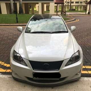 Lexus IS250 2.5 Auto Luxury