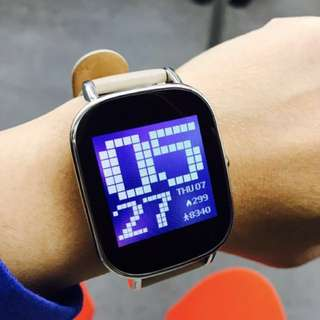 Asus zenwatch 2 智能手錶