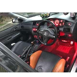 Mitsubishi Lancer 1.6 Auto GLX Sports