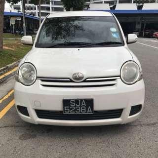 Toyota Sienta 1.5 Auto X Limited