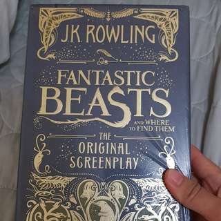 Halo books carousell philippines fantastic beast and where to find them original screenplay book fandeluxe Choice Image