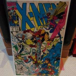 Marvel Comics X-Men Issue 2