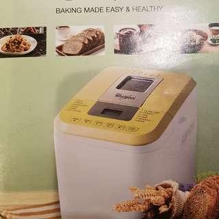 Whirlpool Breadmaker BM 1000