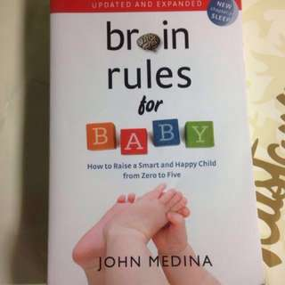 Brain Rules for Babies