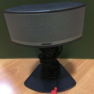 Bose Companion 5 Series Speaker (ONE) 電腦 喇叭 一隻 可作中置