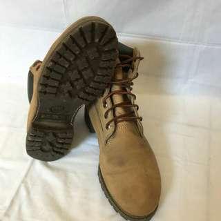 Sepatu booth safety Timberland