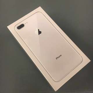 Iphone 8 Plus 64GB Unsealed Apple Myset Orignal