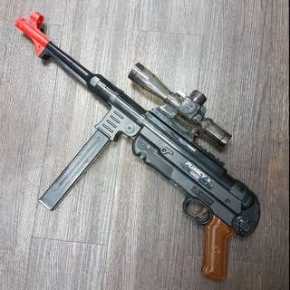 MP40 German Water Crystal Blaster