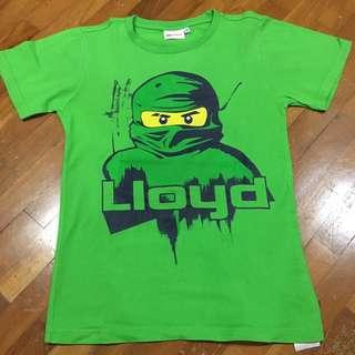 Ninjago Llyod Tshirt