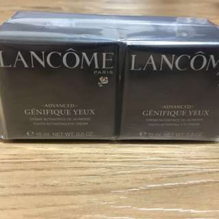 Lancôme Genifique YeuX ( New product offer $90 instead of $105)