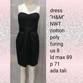 H&M cocktail dress nwt