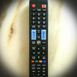TV remote control for all Samsung TV.