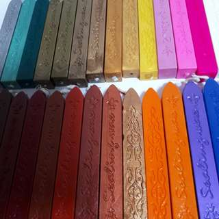 Seal Stamp Wax Stick (IN STOCK)