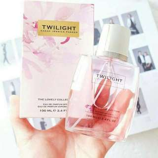Parfume Sarah Jessica Parker Twilight 100mL (segel)