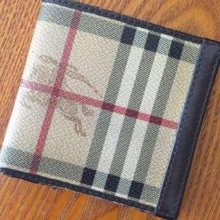 💯 Authentic Burberry Men's Classic Wallet