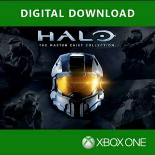 Halo: The Master Chief Collection Xbox One - Digital Code for $25