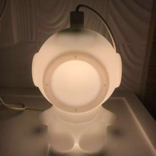 潛水公仔USB座枱燈