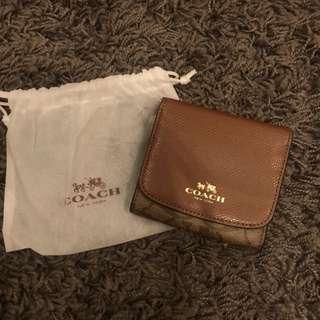 Coach wallet (dompet coach)