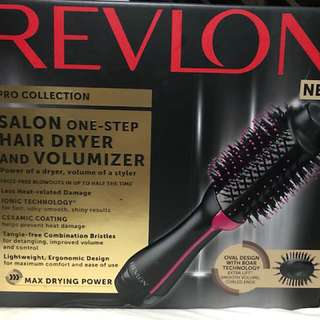 Revlon One step hair dryer & volumizer