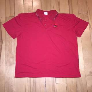 Chinese Olympic Polo Shirt