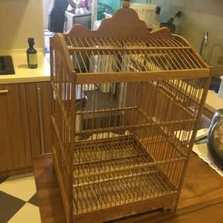 Bird cage( selling cheap)