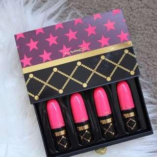 MAC Nutcracker Mini Lipstick in Creme Cup