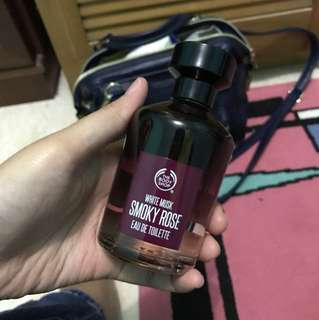 The body shop smoky rose