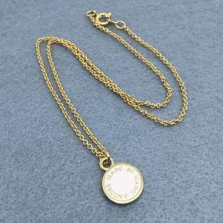 Marc Jacobs Sample Necklace 白金色頸鏈