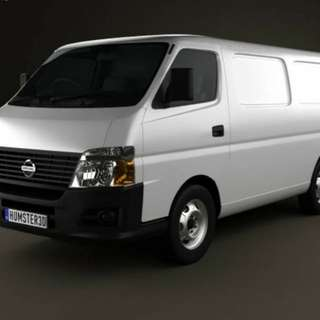 Transportation Services (Van)