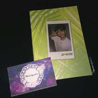 Bts RM selfie book duplicate