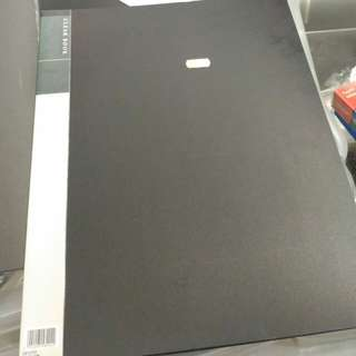 A3 Clear plastic pockets files