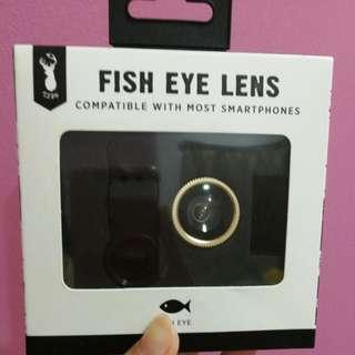 Fish eye lens Brand (Typo)