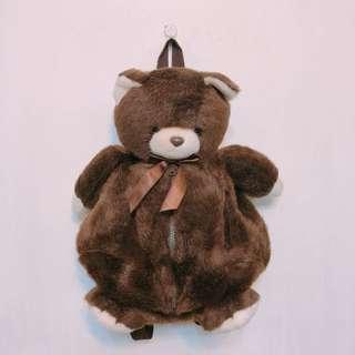 可愛小熊後背包 兒童小孩背包