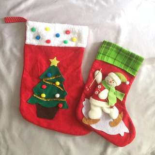 Christmas Hanging Socks