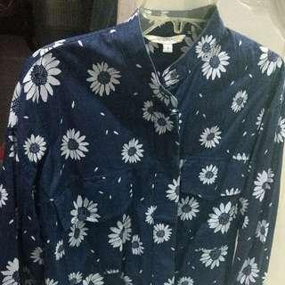 Pre-loved Korean Oversized Polo Shirt