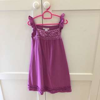 Old Navy Girls Long Dress 2T